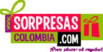 Sorpresas Colombia – Regalos a domicilio Bogotá Logo